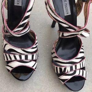 Unique Steve Madden platform women's shoes